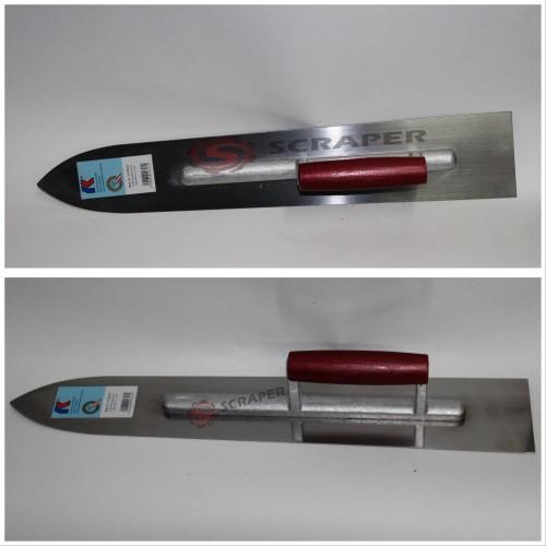 Кельма-меч с деревянной ручкой 500*90*1,2